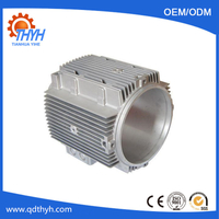 Customized Aluminium Die Cast Parts For Motor Industries From ISO 9001 Certified Factory