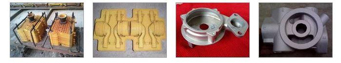 shell molds casting