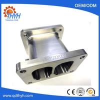 China OEM Precision CNC Miling Machining Parts Factory/Supplier