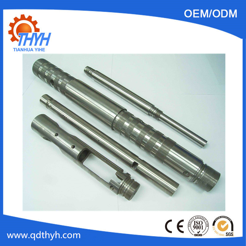 Precision CNC Machining Turning Shaft/Axle/Rollers